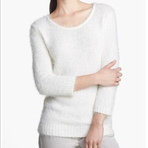 Search for Sanity Cream Fluffy Eyelash Sweater S
